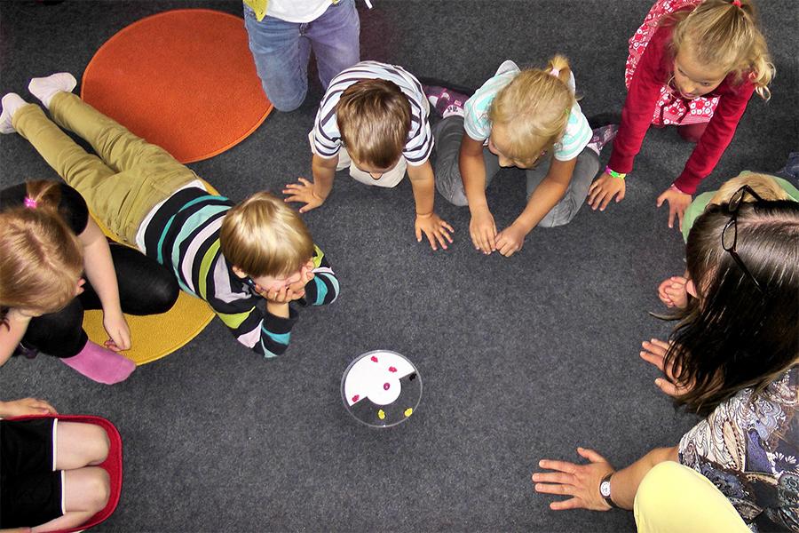 Upis za jaslički i vrtićke programe Dječjeg vrtića Bambi Nijemci